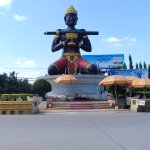 This Battambang province central of town