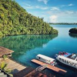 Visited Palau for the first time. The hotel may have it quirks but overall i had the best time t