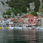 Photo of Omis and Cetina River