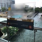 New Walkway from Mall to Central World