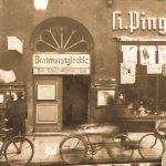 Historische Gebäudeansicht