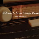 Welcome To Great Escape Rooms