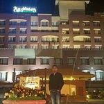 Bild från Radisson Hotel Kathmandu