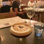 I highly recommend the food at The Artist Residence, and the Espresso Martinis they make and ser