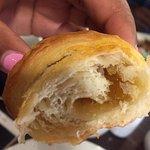 Stale Croissants at breakfast