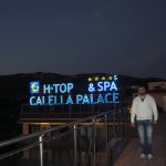 Friends, you will be delighted with H. Top Calella Palas & Spa and its wonderful staff!