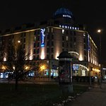 Photo de Radisson Blu Sobieski Hotel Warsaw