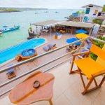 Hotel Solymar's Oceanfront room balcony view