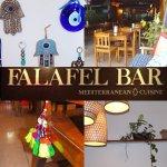 Falafel Bar's new decor is ready!