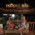 Falafel Bar night life! A great place to enjoy your evening!