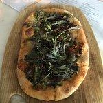 Mushroom & Fig flatbread