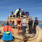 "Island tour to Uros ""Floating Island""-Amantani and Taquile 2 Days"