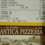 Antica Pizzeria Da Giulio Foto