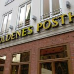 Goldenes Posthorn Restaurant, photo by Mike Keenan