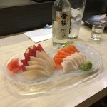Sushimi as it should be prepared!