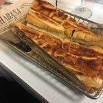 pressed Cuban sandwich