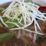 beef pho at Kim Huong