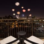 Suite with Firework View