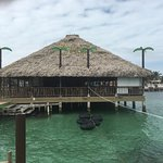 View from the Dock to the Bar