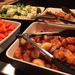Carvery roast dinner