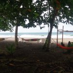 Hamacas en la playa / Hammocks on the beach