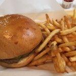 A really fantastic burger!