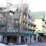 The Pinnacle at Whistler is quite large and magestic for a boutique Hotel .