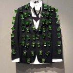 "Aphrodisiac Dinner Jacket or what I call ""The Shot Glass Jacket"""