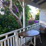Relax on our verandah