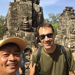 Angkor Temple Guide Private Day Tours Foto