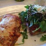 Eggplant Parm and Eggplant Salad
