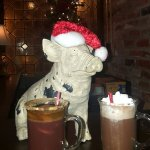 Romantic Glowing  Fireplaces &  Hot Buttered Rum-Boars Head Restaurant PCB-boarsheadrestaurant.c