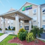 Holiday Inn Express Gibson Foto