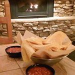 chips, salsa