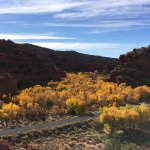 Autumn in Southern Utah along the Burr Trail