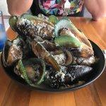 Vomit Mussels