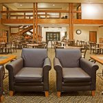 Photo de Holiday Inn Express Custer