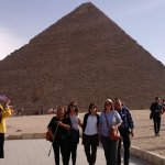 Great Pyramid of Cheops (Khufu) Photo