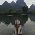 The Yulong river.