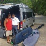 Transporte Gaby Day Tour