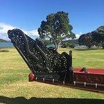 Photo of Waitangi Treaty Grounds