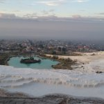 Pamukkale Thermal Pools Photo
