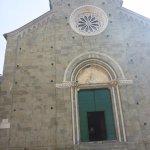 St Peters Church Corniglia