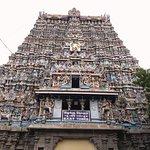 East Tower gate  of Meenakshi Temple,Madurai