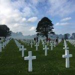 Foto de Monumento y Cementerio Estadounidense de Normandía