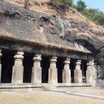 Photo of Elephanta Caves