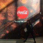 World of Coca-Cola Foto