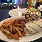Grilled Chicken Wrap (#3)