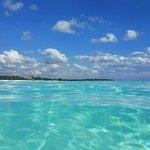 Foto de Playa Xpu-ha