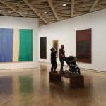 NGA Modern Art exhibits